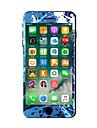 1개 스크래치 방지 유화 투명 플라스틱 바디 스티커 야광 패턴 용 iPhone 7 Plus iPhone 7 iPhone 6s Plus/6 Plus iPhone 6s/6 iPhone SE/5s/5 iPhone 5 iPhone 4/4s