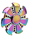 Toupies Fidget Spinner a main Jouets Ring Spinner Metal EDCSoulage ADD, TDAH, Anxiete, Autisme Pour le temps de tuer Focus Toy