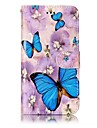 For Huawei P10 Lite P8 Lite2017 Case Cover Card Holder Wallet Embossed Pattern Full Body Case Butterfly Hard PU Leather for P10 Plus P10 P9 Lite