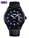 남성용 스포츠 시계 드레스 시계 스마트 시계 패션 시계 손목 시계 독특한 창조적 인 시계 중국어 석영 달력 방수 큰 다이얼 실리콘 밴드 참 멋진 창의적 멀티컬러