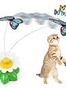 Brinquedo Para Gato Brinquedos para Animais Brinquedo de Provocacao Borboleta