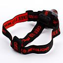 preiswerte Stirnlampen-Stirnlampen Schweinwerfer LED 800 lm 3 Modus LED Zoomable- Camping / Wandern / Erkundungen