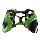 baratos Acessórios para PS4-Protetor de caixa do controlador de jogo Para Xbox 360 ,  Protetor de caixa do controlador de jogo Silicone 1 pcs unidade