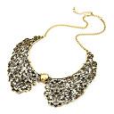 hesapli Küpeler-Kadın's Yaka / Vintage Kolye - Moda Altın Kolyeler Mücevher Uyumluluk Günlük
