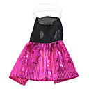 cheap Dog Clothing & Accessories-Dog Dress Dog Clothes Sequin Cotton Costume For Pets