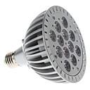 hesapli LED Aksesuarlar-1200 lm E26 / E27 Büyüyen ampul PAR38 12 LED Boncuklar Yüksek Güçlü LED Mor 85-265 V