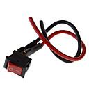 hesapli Anahtarlar & Soketler-SENCART 120-240 V Plastik Kısma Düğmesi