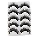 preiswerte Make-up & Nagelpflege-Augenwimpern Falsche Wimpern 5 pcs Voluminisierung Augenwimpern Klassisch Alltag Bilden Kosmetikum