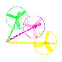 ieftine Imbracaminte & Accesorii Căței-Flying Elicopter Umbrella Jet Dispozitiv Dragonfly (Random Color)