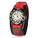رخيصةأون ساعات النساء-ساعة رياضية كوارتز أسود / أزرق / أحمر مماثل أرجواني أحمر أزرق