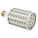 Недорогие LED лампы типа кукуруза-20W E26/E27 LED лампы типа Корн T 102 светодиоды SMD 5050 Тёплый белый 600-630lm 3000K AC 220-240V