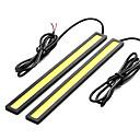 hesapli LED Araba Ampulleri-SO.K 2pcs Araba Ampul 7 W COB 400 lm LED dış Aydınlatma