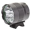 preiswerte Radlichter-Beleuchtung Stirnlampen Radlichter LED 4000 Lumen 3 Modus Cree XM-L T6 18650Camping / Wandern / Erkundungen Für den täglichen Einsatz