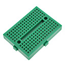 cheap Accessories-BBG003 170 Points Mini Breadboard for (For Arduino) Proto Shield (Works with Official (For Arduino) Boards)