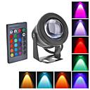 preiswerte LED Lichtstreifen-LED Flutlichter Unterwasserleuchten 800 lm RGB K Wasserfest DC 12 V