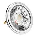 hesapli LED Küre Ampuller-420-450lm G53 LED Spot Işıkları 1 LED Boncuklar COB Serin Beyaz 85-265V