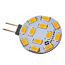 abordables LED à Double Broches-SENCART 5W 420-500lm G4 Spot LED 12 Perles LED SMD 5730 Blanc Chaud / Blanc Froid 12V