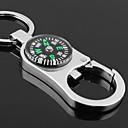 hesapli Anahtarlıklar-Kişiselleştirilmiş Ürünler-Kişiselleştirilmiş İşlemeli Hediye Pusula Stil Anahtarlık