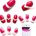 abordables Maquillage & Soin des Ongles-96pcs Outil Nail Art Manucure Manucure pédicure Classique Quotidien