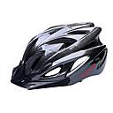 ieftine Căști-FJQXZ Adulți biciclete Casca 18 Găuri de Ventilaţie Rezistent la Impact Vizor detașabil Ventilație EPS PC Sport Ciclism stradal Ciclism / Bicicletă - Negru Bărbați Pentru femei Unisex
