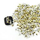 hesapli Makyaj ve Tırnak Bakımı-300 pcs Nail Jewelry / Dekorasyon Setleri Soyut / Moda Günlük Tırnak Tasarımı Tasarımı / Metal