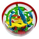 hesapli Çıkartmalar ve Desenler-Toplar Labirent Topu Oyuncaklar Eğlence Plastik Klasik Parçalar Çocuklar için Hediye