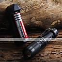 preiswerte Lupen-1600 lm LED Taschenlampen Cree XM-L T6 Modus Wasserfest / einstellbarer Fokus