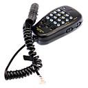 hesapli LED Tüp Işıklar-Siyah - FT-7800R / FT-8800R / FT-8900R Dijital Düğmeler YAESU MH-48A6J El Mikrofonu