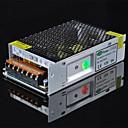 preiswerte Schalter & Steckdosen-60w 12v 5a Netzteil Treiber / Schalter für LED-Streifen Licht - Silber