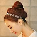 hesapli Saç Takıları-Kadın's Sevimli alaşım Sa Zinciri Solid