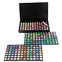 preiswerte Make-up & Nagelpflege-252 Farben Lidschatten / Puder Auge Alltag Make-up / Party Make-up / Smokey Makeup Bilden Kosmetikum / Matt