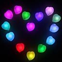 preiswerte LED-Zubehör-1pc LED-Nachtlicht Batterie Wasserfest