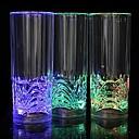 ieftine Lumini Nocturne LED-1 buc Pahare LED  / LED-uri de lumină de noapte Baterie Rezistent la apă