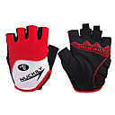 cheap Cycling Gloves-Nuckily Sports Gloves Bike Gloves / Cycling Gloves Wearable Breathable Wearproof Anti-skidding Protective Shockproof Fingerless Gloves