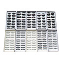 cheap Makeup & Nail Care-200 pcs natural false eyelashes fake lashes long makeup 3d mink lashes eyelash extension mink eyelashes for beauty