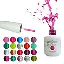 billige Sminke og neglepleie-Neglelakk UV-Gel 15 ml 1 pcs UV Color Gel Dypp av langvarig UV Color Gel