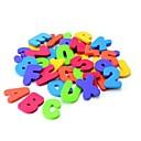 رخيصةأون ألعاب الرياضيات-36 قطعة حمام munchkin يتعلم حروف& أرقام عصا على الطفل لعبة حمام