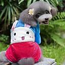 ieftine Genți Călătorie-Pisici Câine Haine Îmbrăcăminte Câini Lână polară Costume Pentru Iarnă Cosplay Nuntă