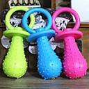 ieftine Jucării Câini-biberon cauciuc formă jucării ros