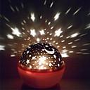 preiswerte Ausgefallene LED-Lichter-coway automatische Dreh Traum Lichtprojektionslampe (zufällige Farbe)