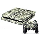 hesapli PS4 Aksesuarları-B-SKIN Çıkarmalar Uyumluluk PS4 ,  Yenilikçi Çıkarmalar PVC 1 pcs birim