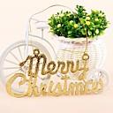 ieftine Decorațiuni-scrisori Crăciun fericit simple, Crăciun fericit Crăciun