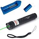 Χαμηλού Κόστους Προμήθειες γραφείου-Φανός σχήματος laser Pointer 532 Aluminum Alloy