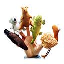 hesapli Kuklalar-Parmak Kuklalar / Kuklalar Tatlı / Hayvanlar / Yenilikçi Karikatür Tekstil / Peluş Genç Erkek / Genç Kız Hediye