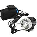preiswerte Mini Laser Projektoren-LED Taschenlampen LED 1000 lm 3 Beleuchtungsmodus inklusive Ladegerät Wasserfest / Wiederaufladbar Camping / Wandern / Erkundungen / Für den täglichen Einsatz / Radsport