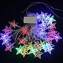 זול אביזרים ל PS3-1pc כוכבים תאורת חג מולד, קישוטים לחג 200.0*5.0*5.0