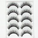cheap Makeup & Nail Care-Eyelash Extensions False Eyelashes 10 pcs Volumized Daily Thick Natural Long - Makeup Daily Makeup Party Makeup Cosmetic Grooming Supplies