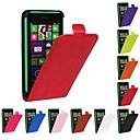 hesapli Nokia İçin Kılıflar / Kapaklar-Pouzdro Uyumluluk Nokia Lumia 620 Nokia Lumia 1020 Nokia Lumia 630 Nokia Nokia Lumia 530 Nokia Lumia 830 Nokia Lumia 730 Nokia Kılıf Flip
