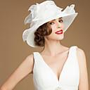 hesapli Saç Takıları-organza Kurdeleler  -  Şapkalar 1 Düğün / Özel Anlar / Günlük Başlık