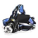 preiswerte Stirnlampen-1200 lm Stirnlampen LED 3 Modus LS059 - Zoomable- / Wasserfest / einstellbarer Fokus